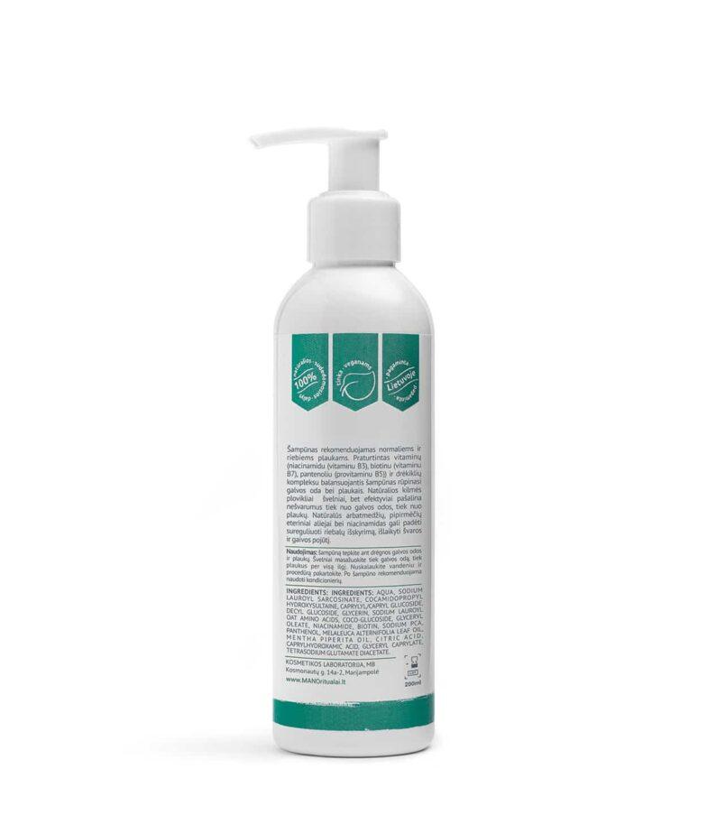Balansuojantis šampūnas